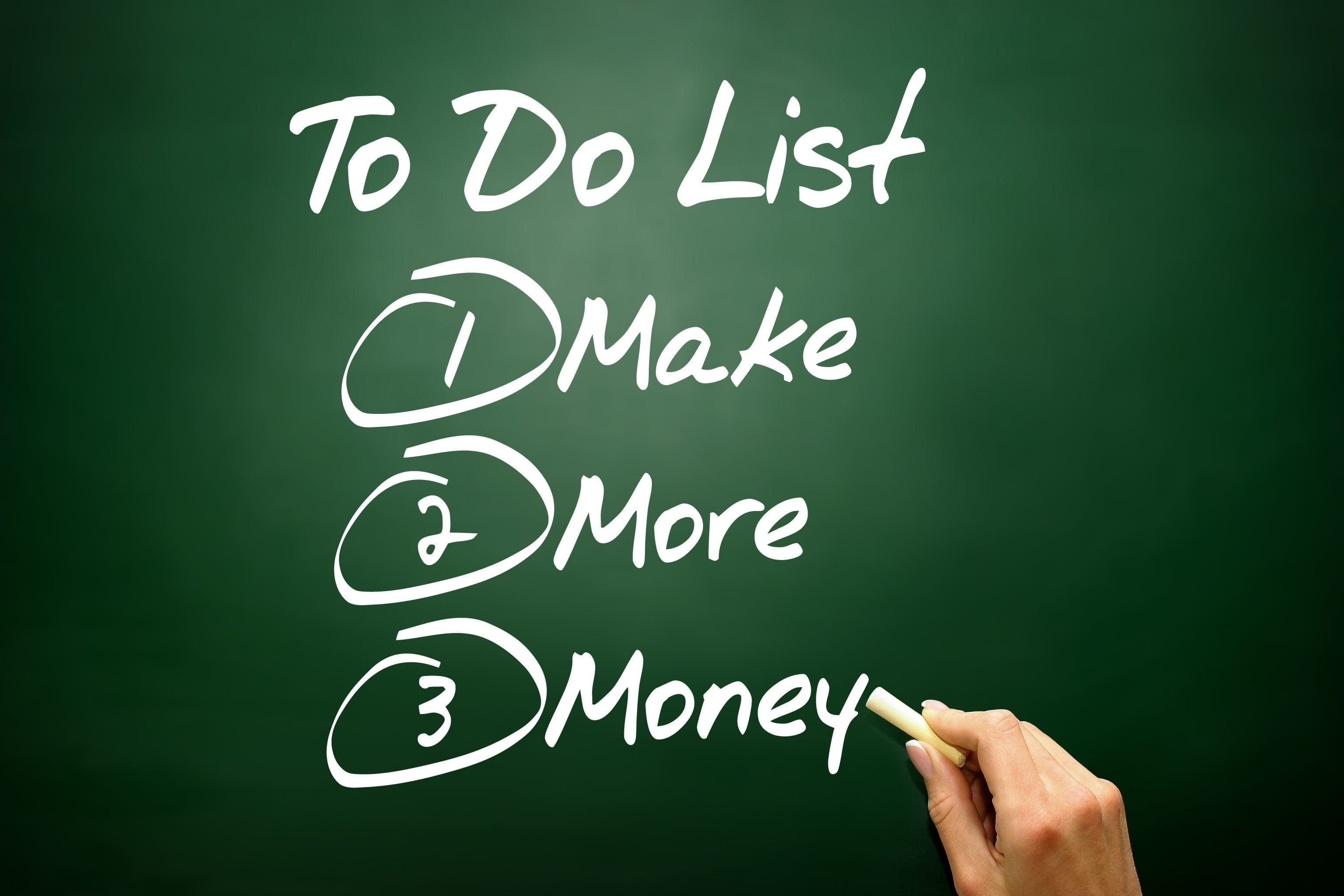 how to use your money to make more money
